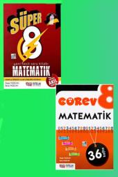 8. Sınıf Süper Yeni Nesil Görev Matematik Konu Anlatımlı Soru S