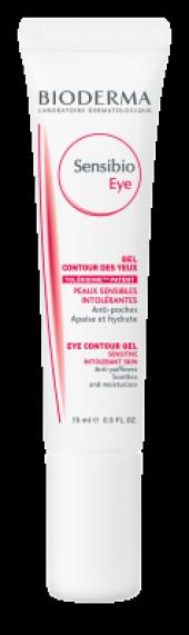 Bioderma Sensibio Eye Contour Gel 15 Ml (Skt 07.2021)