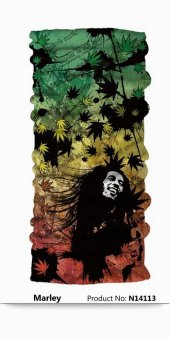 Narr Buff&bandana Marley