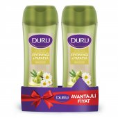 Duru Natural Olive Papatya Duş Jeli 450 Ml & 450 M...