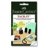 Faber Castell Tack İt Sakız Yapıştırıcı Hamur Yapıştırıcı 75g. 12