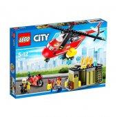 Lego City Yangına Müdahale Birimi Eğitici Zeka Geliştiren Oyuncak
