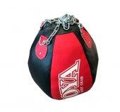 Joya Boxing Ball Pu Black Red (031130 Br O)