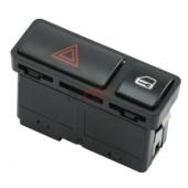 Bmw E46, E53, E85, E86 Dörtlü Flaşör Ve Merkezi Kilit Düğmesi Anahtarı