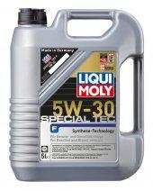 Liqui Moly Special Tec F 5w30 Ford Motor Yağı 5lt Dpf Partiküllü 2326
