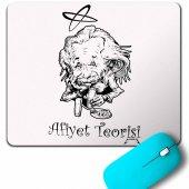Albert Eınsteın Afiyet Teorisi Genel İçicirakı Mouse Pad