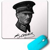 Gazi Mustafa Kemal Atatürk 1881 10 Kasım 1938 Mouse Pad