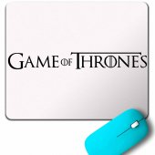 Game Of Thrones Logo Mouse Pad