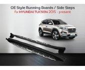 Hyundai Tucson Yan Basamak Koruma Marşbiyel 2015+