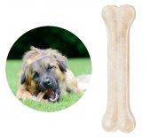 Edozero Köpek Kemirme Ödül Kemiği Sığır Derisi 22 Cm 1 Adet