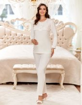 Flz 24 201 Bayan Hamile Lohusa Pijama Takımı