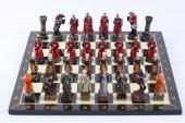 Kh.056, Osmanlı Ve Kırmızı Giysili Haçlı Askerleri...