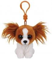 Ty Beanie Boo S Barks Köpek Peluş Anahtarlık