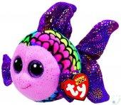 Ty Flippy Multicolor Fish Med