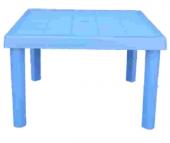 çocuk Masası Plastik Koyu Mavi B80
