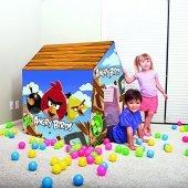 Angry Birds Desenli Çoçuk Oyun Çadırı