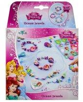 Disney Prenses Deniz Kabuklu Bileklik Tasarım Seti