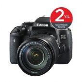 Canon Eos 750d + 18 135mm Lens Dijital Slr Fotoğraf Makinası