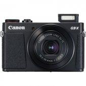 Canon Powershot G9 X Mark Iı Siyah Dijital Fotoğraf Makinası