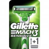 Gillette Mach3 Makine Hassas 1 Up
