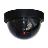 Caydırıcı Sinyal Işıklı Dome Plastik Güvenlik Kame...