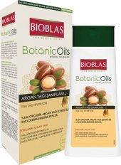 Bioblas Botanicoils Argan Yağı Şampuanı 550ml
