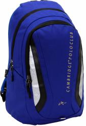 Cambridge Polo Club Plcan1654, Laptop Sırt Çantası, Saks Mavi