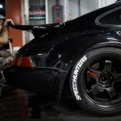 Yeni Ürün Orjinal Speedhunter 3d Lastik Yazısı Gar...