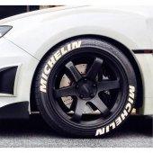 Yeni Ürün Orjinal Michelin 3d Lastik Yazısı Garant...
