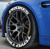 Yeni Ürün Orjinal Toyo Tires Proxes 3d Lastik Yazı...