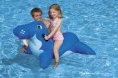 Intex 56554 Tutunmalı Sevimli Su Aygırı Çocuk Binici 119 X 62 Cm