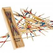 Mikado Spiel Oyun Çubukları Ahşap Oyun