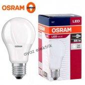 Osram Led Ampul 9 Watt Beyaz Işık Led Ampul 6500k E27, 1 Adet