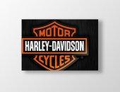 Harley Davidson Tablosu