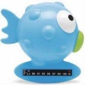 Chicco Balık Şekilli Banyo Termometre Mavi