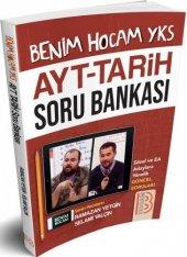 Benim Hocam Yayınları Yks Ayt Tarih Soru Bankası