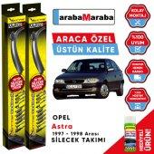 Opel Astra 1997 1998 Arası Silecek Takımı