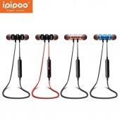 Ipipoo Spor Bluetooth Kulaklık Mikrofonlu Kablosuz Kulaklık