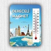 Firmanıza Özel 1000 Adet Tasarımlı Dereceli Magnet