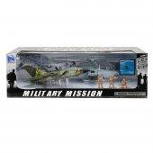 Oyuncak Askeri Görev Araç Oyun Seti