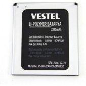 Vestel Venüs E2 Plus Batarya Pil