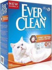 Ever Clean Fast Acting Hızlı Topaklanan Kokulu Kedi Kumu 10 Lt