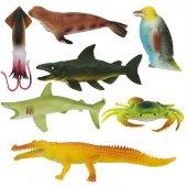 Okyanus Hayvanları Poşetli