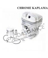 Stihl Ms290 Motorlu Testere Chrome Silindir Piston Seti 46 Mm