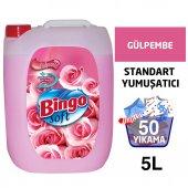 Bingo Soft Gül Pembe 5 L
