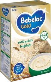 Bebelac Gold Sütlü Yulaflı Buğdaylı 250 Gr Kaşık Maması Skt 04 2020