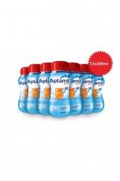 Aptamil Çocuk Sıvı Devam Sütü 1 Yaş+ 200 Ml 12li Koli