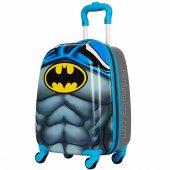 Hakan Çanta Lisanslı Çocuk Valiz 95731 Batman
