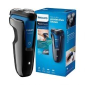 Philips S1030 04 Aquatouch Islak Ve Kuru Tıraş İcin Elektrikli Tıraş Makinesi, Siyah