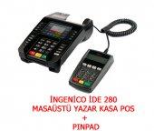 Ingenico İde280 Yazar Kasa Pos + Pinpad